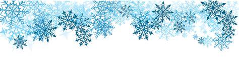 Transparent Background Snowflake Border by 21 Images Of Blue Snow Bracket Template Geldfritz Net