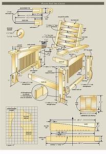 Free Morris Chair Plans - WoodWorking Projects & Plans