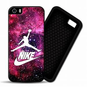 Nike Galaxy Nebula Michael Jordan 23 iPhone 4 / 4S Case ...