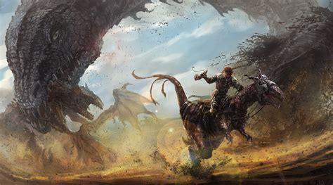 dragon, Artwork, Fantasy Art Wallpapers HD / Desktop and ...