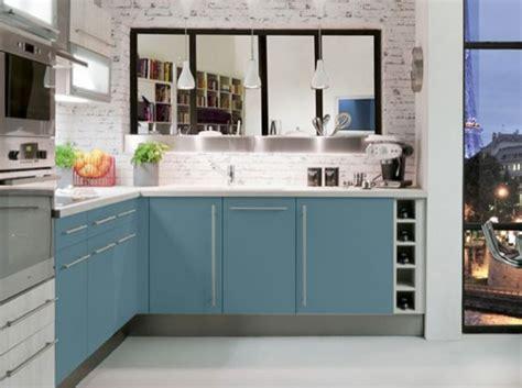 cuisine bleu clair cuisine colorée bleue cuisineplus open home cuisines colorées bleu clair