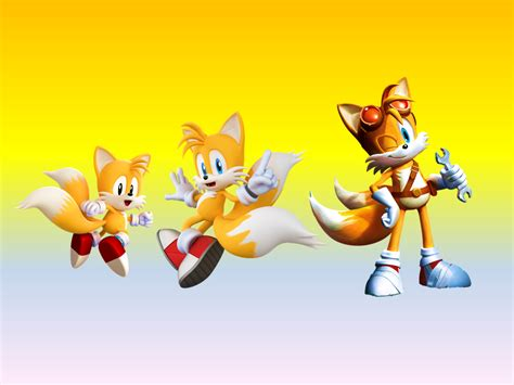 Miles Tails Prower Generations By 9029561 On Deviantart