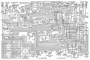 Wiring Diagrams  Ford Transit Mki  F O B    Prior To 09 1968