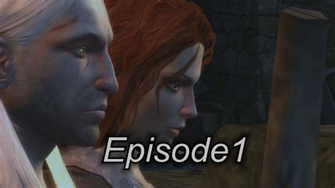 the witcher rise of the white wolf episode 1
