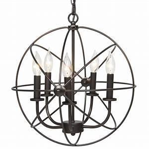 Industrial vintage lighting ceiling chandelier lights