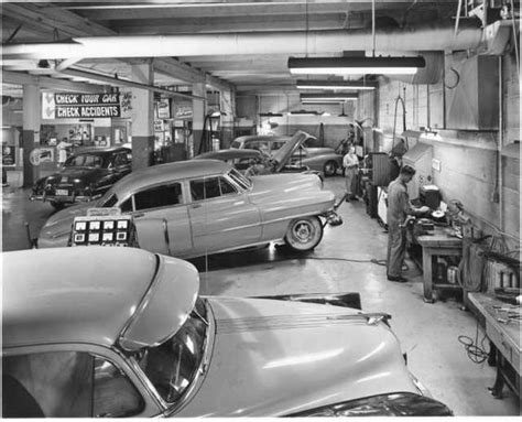 Boat Mechanic Edmonton by This Vintage Car Dealership And Auto Shop Can Be Compared