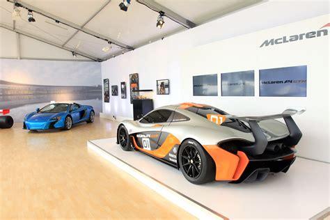 2018 Mclaren P1 Gtr Design Concept Gallery Gallery