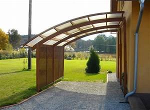 Construire Un Carport : strasbourg adosse carport bois jclass ~ Premium-room.com Idées de Décoration