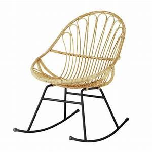 Rocking Chair Maison Du Monde : 25 best ideas about rocking chairs on pinterest rocking chair cushions painted rocking ~ Teatrodelosmanantiales.com Idées de Décoration