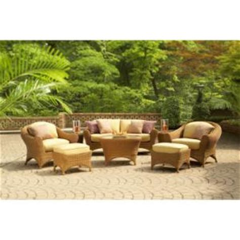 santa rosa seating wicker set betterimprovement