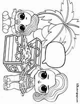 Coloring Hunt Scavenger Treasure Printable Getcolorings sketch template