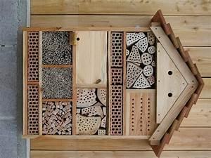Fabriquer Un Hotel A Insecte : hotel pour insectes forum jardin assainissement vrd ~ Melissatoandfro.com Idées de Décoration