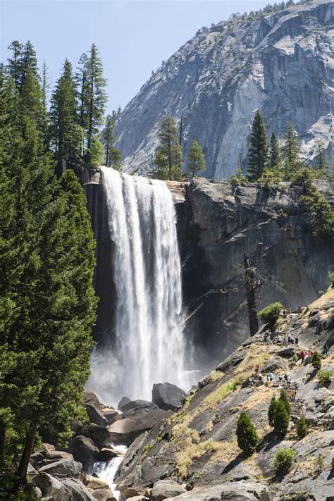 yosemite national park waterfalls juggling act mama