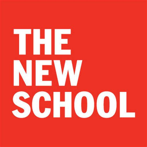 Image result for the new school logo