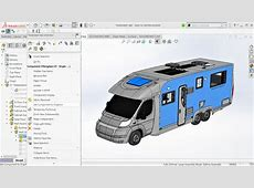 SOLIDWORKS 2018 – A Look at a few Assembly Enhancements #