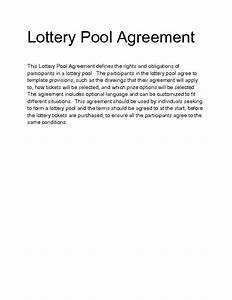 welcome to docs 4 sale With group lottery contract template