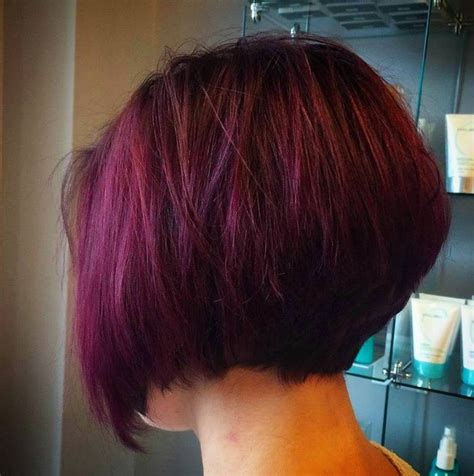 Stacked Hairstyle by 30 Stacked Bob Haircuts For Sophisticated Haired