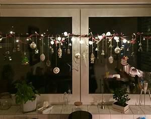 Fensterdeko Weihnachten Kinder : k chenfenster deko mit ausstechf rmchen by oly1306 ideen pinterest ~ Yasmunasinghe.com Haus und Dekorationen