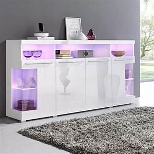 Sideboard Mit Glastüren : sideboard breite 182 cm online kaufen otto ~ Markanthonyermac.com Haus und Dekorationen