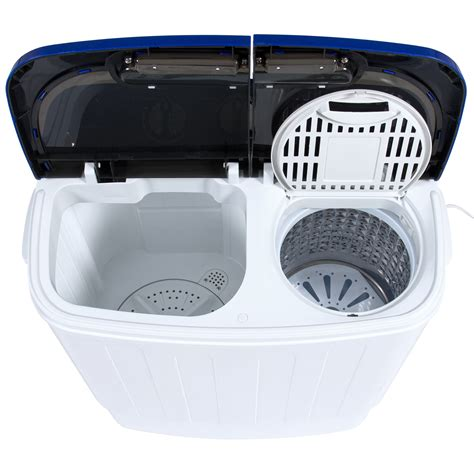 Best Choice Products Portable Compact Mini Twin Tub Washer