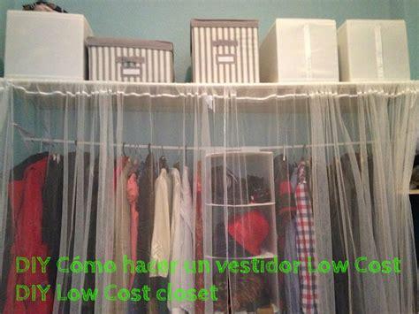 diy c 243 mo hacer un vestidor low cost diy low cost closet