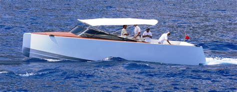 Tender Boat by Custom Yacht Tender Superyachts News Luxury