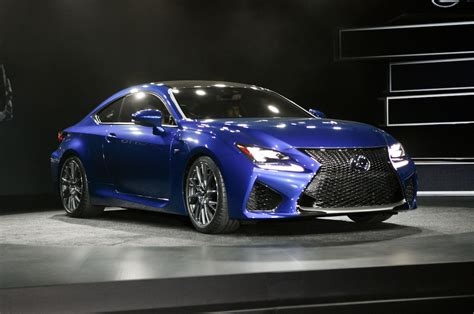 Gambar Mobil Gambar Mobillexus Lc by It 2015 Lexus Rc F Debut From The 2014