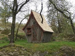 Cabane En Bois : cet artiste construit de magnifiques petites cabanes en ~ Premium-room.com Idées de Décoration