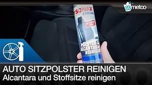 Polster Reinigen Auto : auto sitzpolster alcantara und stoffsitze reinigen sonax xtreme polster alcantarareiniger ~ Orissabook.com Haus und Dekorationen
