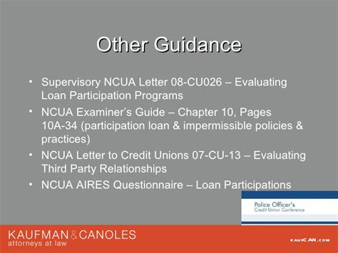Risks And Liabilities Of Loan Participations