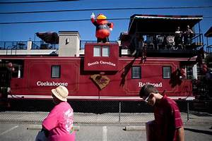 As Tailgate Hits Rails, What Else to Do but Chug? - The ...