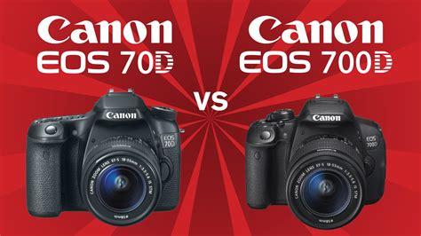 canon 70d vs canon 700d rebel t5i