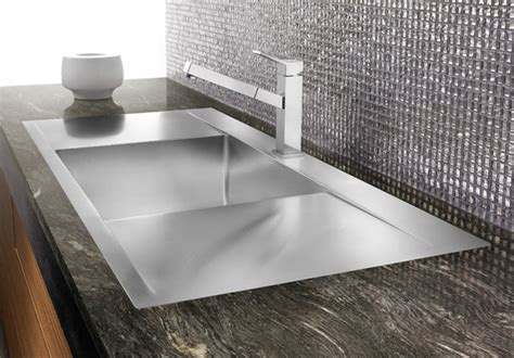 Blanco Microedge Sinks how to choose a kitchen sink part i abode