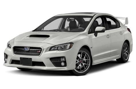 Subaru Wrx Mpg by 2017 Subaru Wrx Sti Specs Safety Rating Mpg Carsdirect