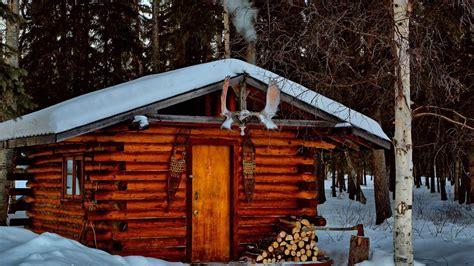 Log Cabin Wallpaper (61+ Images