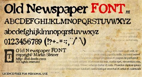 font file page  newdesignfilecom