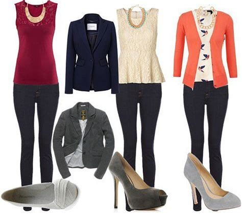Ideas outfits para maestras   outfit formal   Pinterest   Informal Traje y Ideas