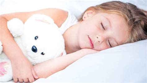 Sleeping Child by Low Omega 3 Levels Connected To Poor Sleep In Children
