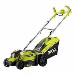Ryobi One  18v Lawn Mower Console Review