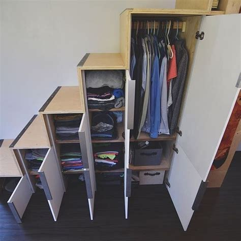 tiny house closet best 25 tiny house closet ideas on tiny house