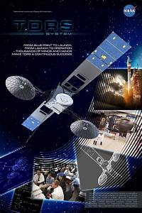 Poster Design for NASA's Tracking and Data Relay Satellite ...
