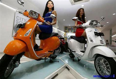 dealer   piaggio indonesia buka  solo info sepeda