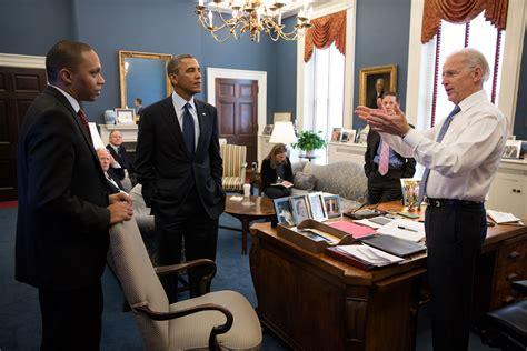 bureau president file barack obama and joe biden in the vice president 39 s