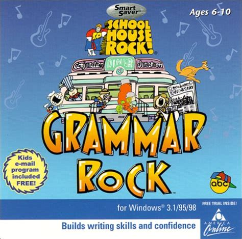 Schoolhouse Rock! Grammar Rock Disneywiki