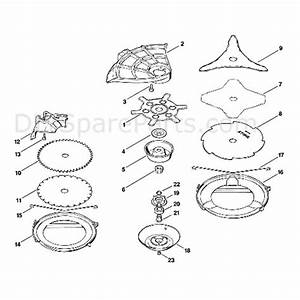 Stihl Fs 66 Brushcutter  Fs66  Parts Diagram  N