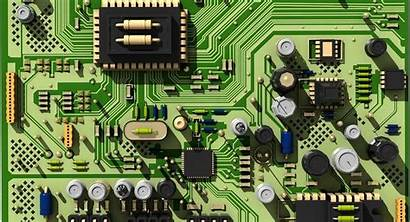Circuit Board 3d Models Cgtrader Electronics Giimann