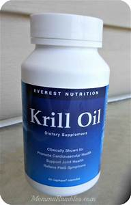 Improve Your Body & Mind with Krill Oil - Maryland Momma's ...