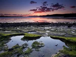 Fond Ecran Mer : fond d 39 cran bord de mer ~ Farleysfitness.com Idées de Décoration