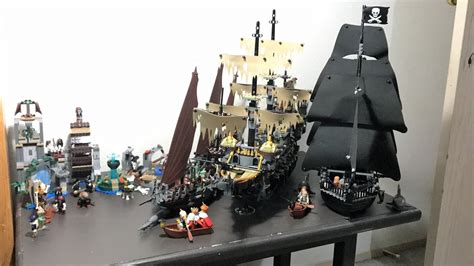 Lego Pirates Of The Caribbean Collection 2017