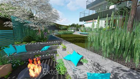 Der Garten Zahrada by Zahrada Modern 237 Ho Domu S Prvky Jugendstilu V 3d Der